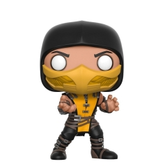 Фигурка Funko POP! Games: Mortal Kombat: Scorpion 21685