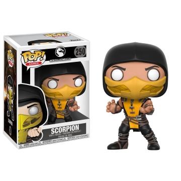 Фигурка Funko POP! Vinyl: Games: Mortal Kombat: Scorpion 21685