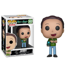 Фигурка Funko POP! Rick and Morty: Jerry 22962