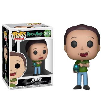 Фигурка Funko POP! Rick and Morty: Jerry 22962