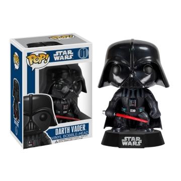 Фигурка Funko POP! Star Wars: Darth Vader 2300