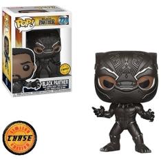 Фигурка Funko POP! Black Panther: Black Panther CHASE 23129