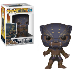 Фигурка Funko POP! Black Panther: Black Panther Warrior Falls 23130