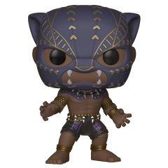 Фигурка Funko POP! Black Panther: Black Panther Warrior Falls 23130