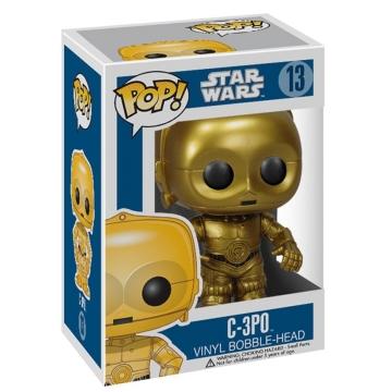 Фигурка Funko POP! Star Wars: C-3PO 2387