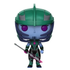 Фигурка Funko POP! Bobble: Marvel: Guardians of the Galaxy: The Telltale Series: Hala the Accuser 24519
