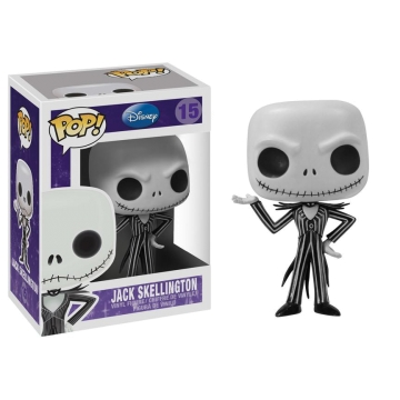 Фигурка Funko POP! Vinyl: Disney: NBX: Jack Skellington 2468
