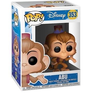 Фигурка Funko POP! Vinyl: Disney: Aladdin: Abu 24923