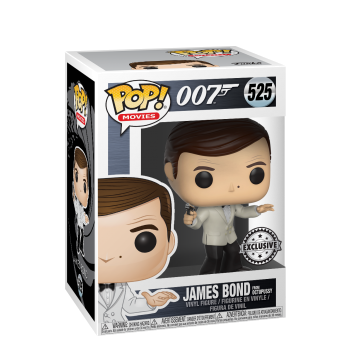 Фигурка Funko POP! James Bond: James Bond from octopussy 24933