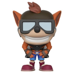 Фигурка Funko POP! Crash Bandicoot: Crash Bandicoot with Jet Pack (Exclusive) 25645