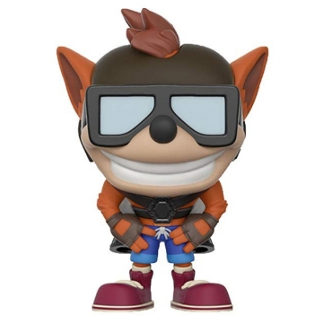 Фигурка Funko POP! Crash Bandicoot: Crash Bandicoot with Jet Pack (Exclusive) 25645