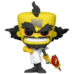 Фигурка Funko POP! Crash Bandicoot: Dr. Neo Cortex 25655