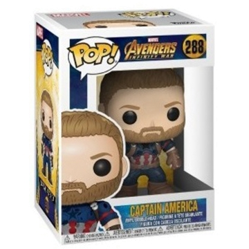 Фигурка Funko POP! Avengers Infinity War: Captain America 26466
