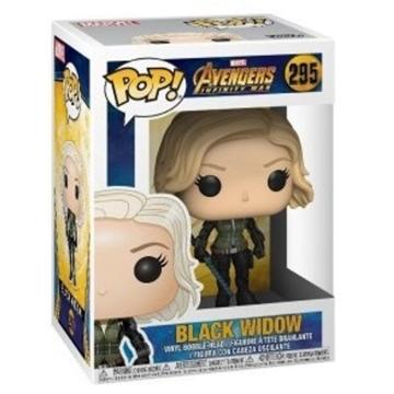Фигурка Funko POP! Avengers Infinity War: Black Widow 26468