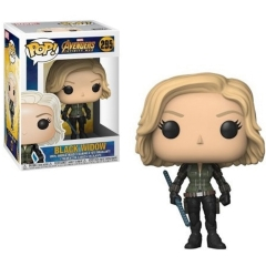 Фигурка Funko POP! Avengers Infinity War: Black Widow 26468