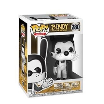 Фигурка Funko POP! Vinyl: Games: Bendy and the Ink Machine: Boris 26703
