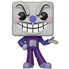 Фигурка Funko POP! Cuphead: King Dice 26968