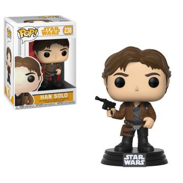 Фигурка Funko POP! Star Wars: Han Solo 26974