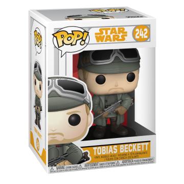 Фигурка Funko POP! Star Wars: Tobias Beckett 26979