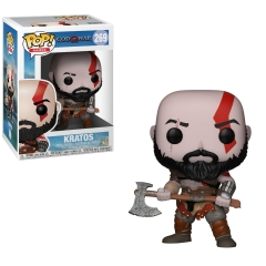 Фигурка Funko POP! Games: God Of War: Kratos 27031