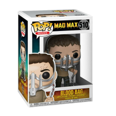 Фигурка Funko POP! Mad Max: Fury Road: Max with Cage Mask Exclusive 28036