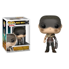 Фигурка Funko POP! Mad Max: Fury Road: Fury Road: Furiosa 28034