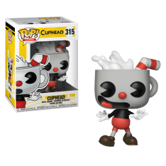 Фигурка Funko POP! Cuphead: Cuphead New Pose (Exclusive) 28432