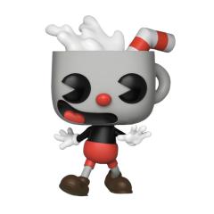 Фигурка Funko POP! Cuphead: Cuphead New Pose (Exclusive) 28432