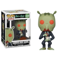 Фигурка Funko POP! Rick and Morty: Cornvelious Daniel 28449