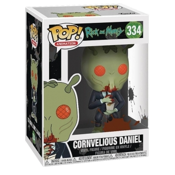 Фигурка Funko POP! Rick and Morty: Cornvelious Daniel 28449