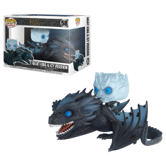 Фигурка Funko POP! Rides: Game of Thrones: Night King and Icy Viserion 28671