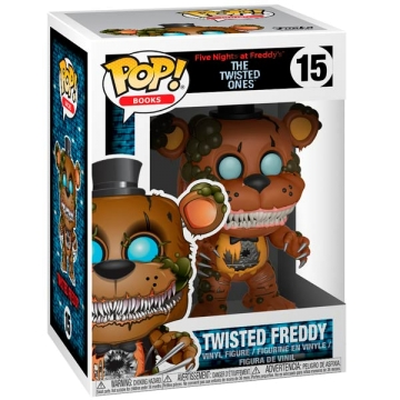 Фигурка Funko POP! Vinyl: Books: FNAF: Twisted Freddy 28804