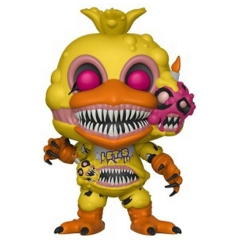 Фигурка Funko POP! Vinyl: Books: FNAF: Twisted Chica 28808