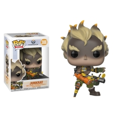 Фигурка Funko POP! Overwatch: Junkrat 29045