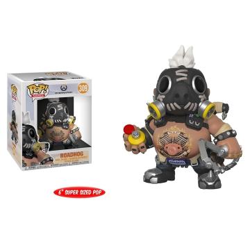"""Фигурка Funko POP! Overwatch: Roadhog 6"""" Inch 29046"""