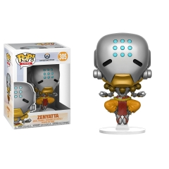Фигурка Funko POP! Overwatch: Zenyatta 29052