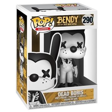 Фигурка Funko POP! Vinyl: Games: Bendy and the Ink Machine: Dead Boris 29134