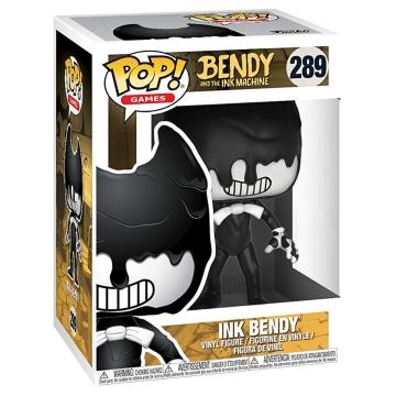 Фигурка Funko POP! Vinyl: Games: Bendy and the Ink Machine: Ink Bendy 29154