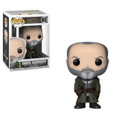 Фигурка Funko POP! Vinyl: Television: Game of Thrones: Davos Seaworth 29164