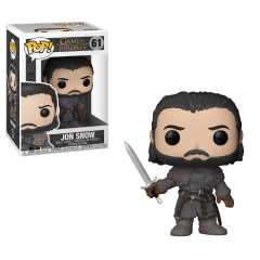 Фигурка Funko POP! Vinyl: Television: Game of Thrones: Jon Snow 29166