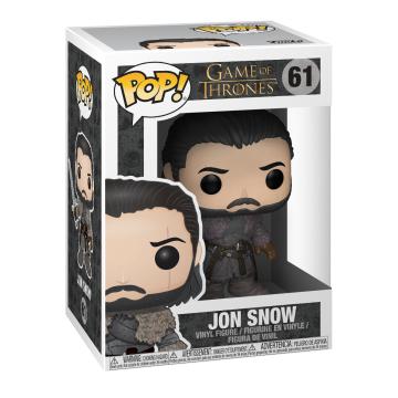 Фигурка Funko POP! Vinyl: Television: Game of Thrones: Jon Snow 29166