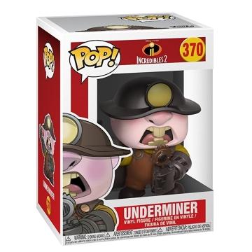 Фигурка Funko POP! Vinyl: Disney: Incredibles 2: Underminer 29208