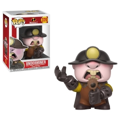 Фигурка Funko POP! Vinyl: Disney: Incredibles 2: Underminer 29208