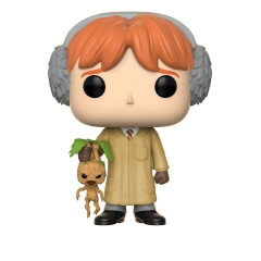 Фигурка Funko POP! Harry Potter: Ron Weasley Herbology 29501
