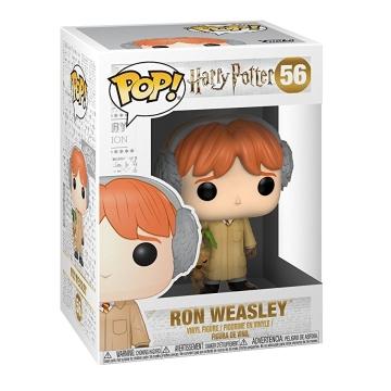 Фигурка Funko POP! Harry Potter: Ron Weasley Herbology 29501