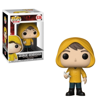 Фигурка Funko POP! IT: Georgie Denbrough with Boat 29520