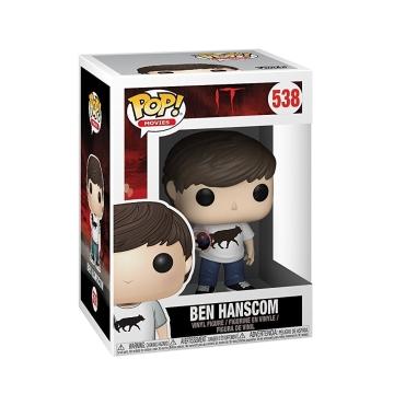 Фигурка Funko POP! IT: Ben Hanscom Holding Burnt Easter Egg 29522