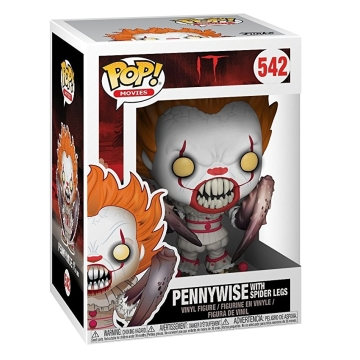 Фигурка Funko POP! Vinyl: Movies: IT: Pennywise Spider Legs 29526