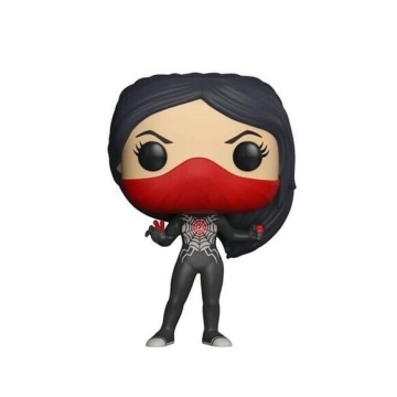 Фигурка Funko POP! Bobble: Marvel: Silk (Exclusive) 29718