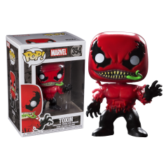 Фигурка Funko POP! Bobble: Marvel: Toxin 29757